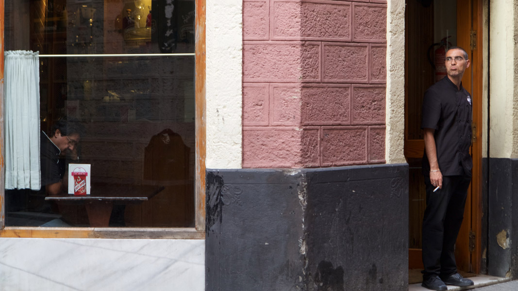 Cádiz: Wirt sucht Gast